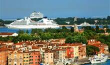 Itálie, Turecko - Plavba z Benátek do Istanbulu