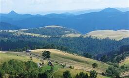 Pohodový týden - Srbsko - Malebné království supa bělohlavého a magické pohoří Zlatibor - ****hotel