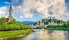 Rakousko, Itálie - Od Salzburgu k Jadranu - Ciclovia Alpe Adria Radweg