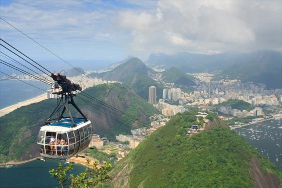 Foto - Brázílie - Poznávací okruh Brazílie - Argen