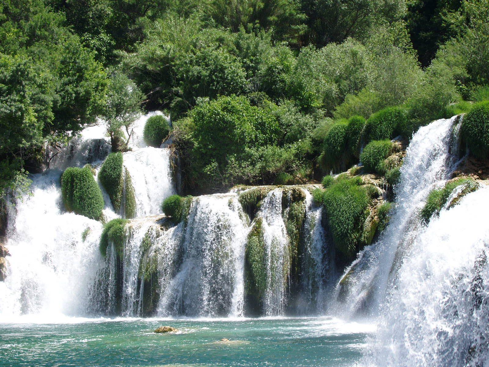 Vodopády Krka-06
