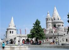 Maďarsko - velký okruh - Zemí koruny sv. Štěpána