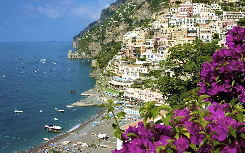 Velký okruh jižní Itálií ***
