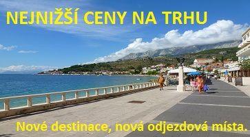 Chorvatsko web