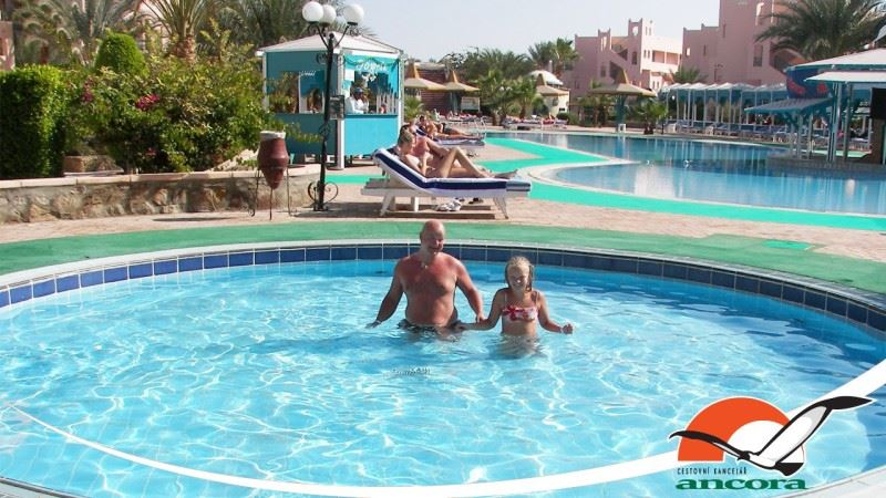 Foto - Hurghada - Hotel LE PACHA RESORT**** (odlet