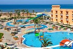Hurghada - Hotel THREE CORNERS SUNNY BEACH****+ (odlet z Prahy - 8 denní)