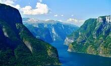 Království Fjordů Z Bergenu