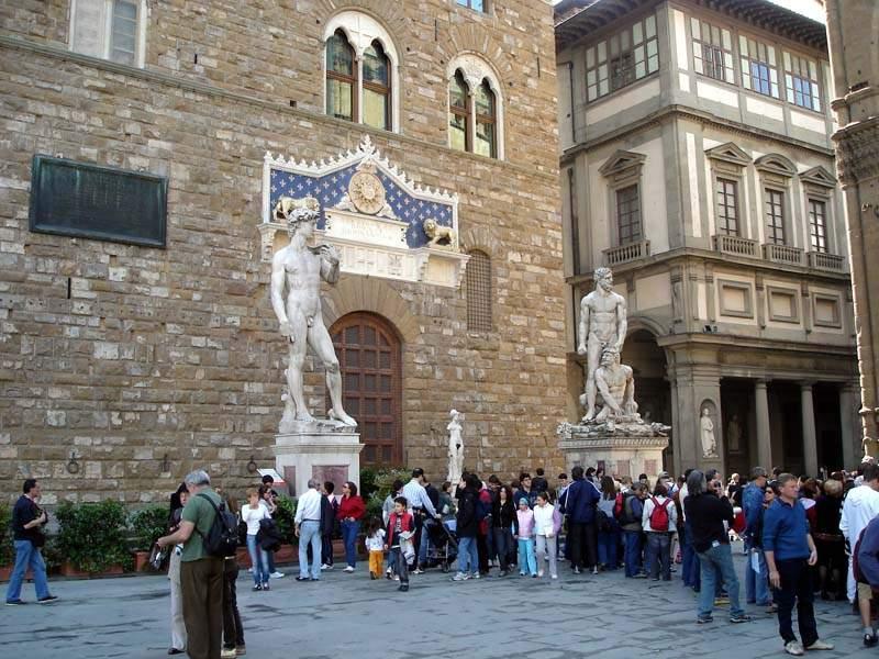 Benátky Verona Florencie