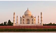 Indie - poznání a golf