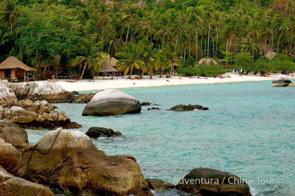 Pláže Thajska