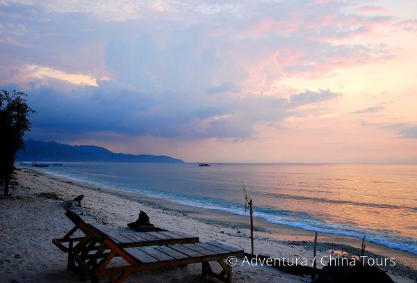 Indonésie  velká cesta