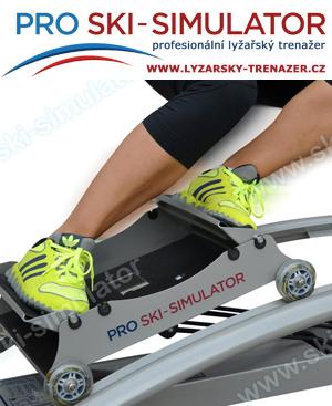 lyzarsky trenazer pro ski simulator