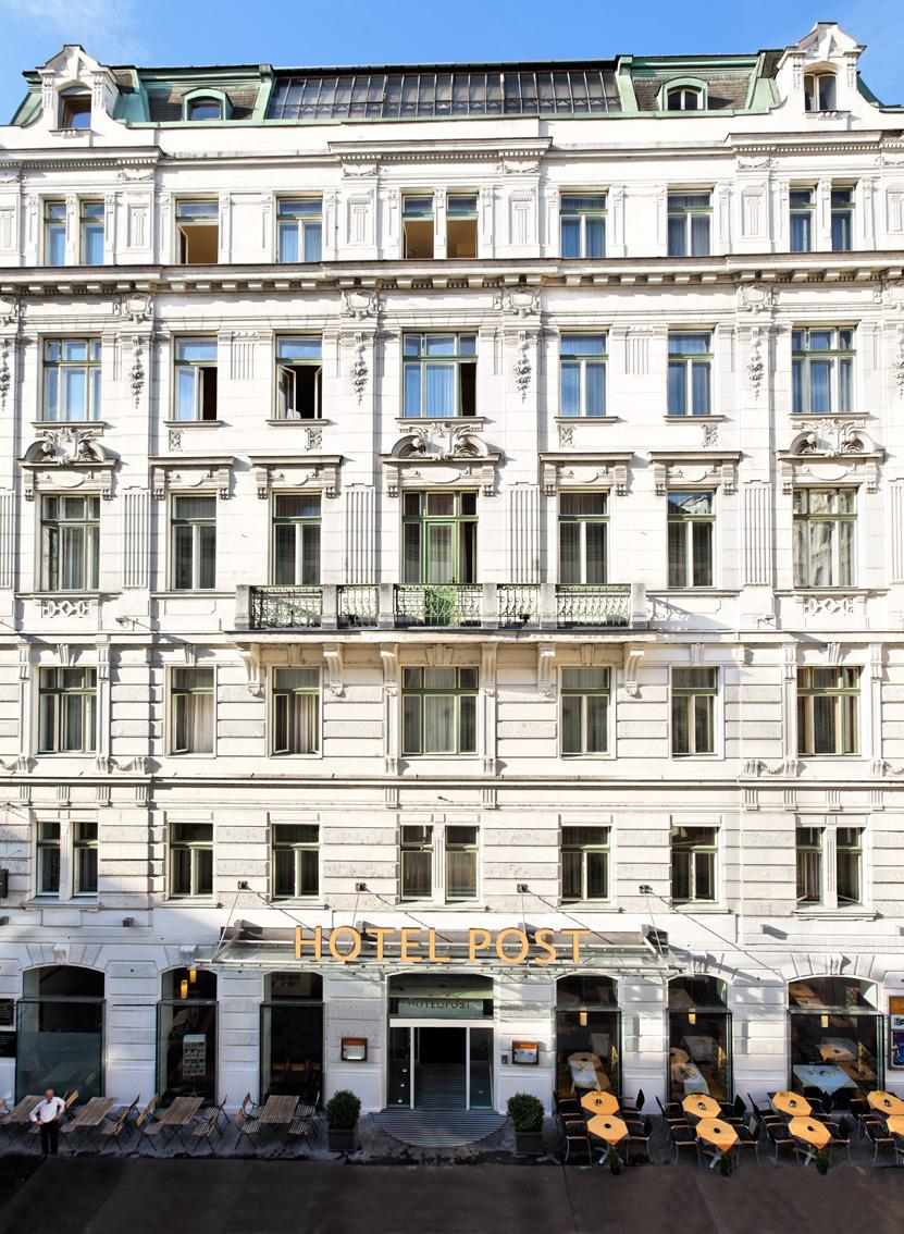 Foto - Vídeň - Hotel Post Vídeň ***
