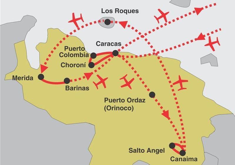 Venezuela-02-trasa