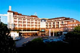 Akce: Golf a wellness Terme 3000 - hotel Ajda ****superior, Fee a wellness v ceně / č.3247