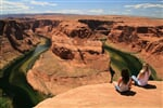 meandry řeky Colorado - Horseshoe Bend (Arizona)