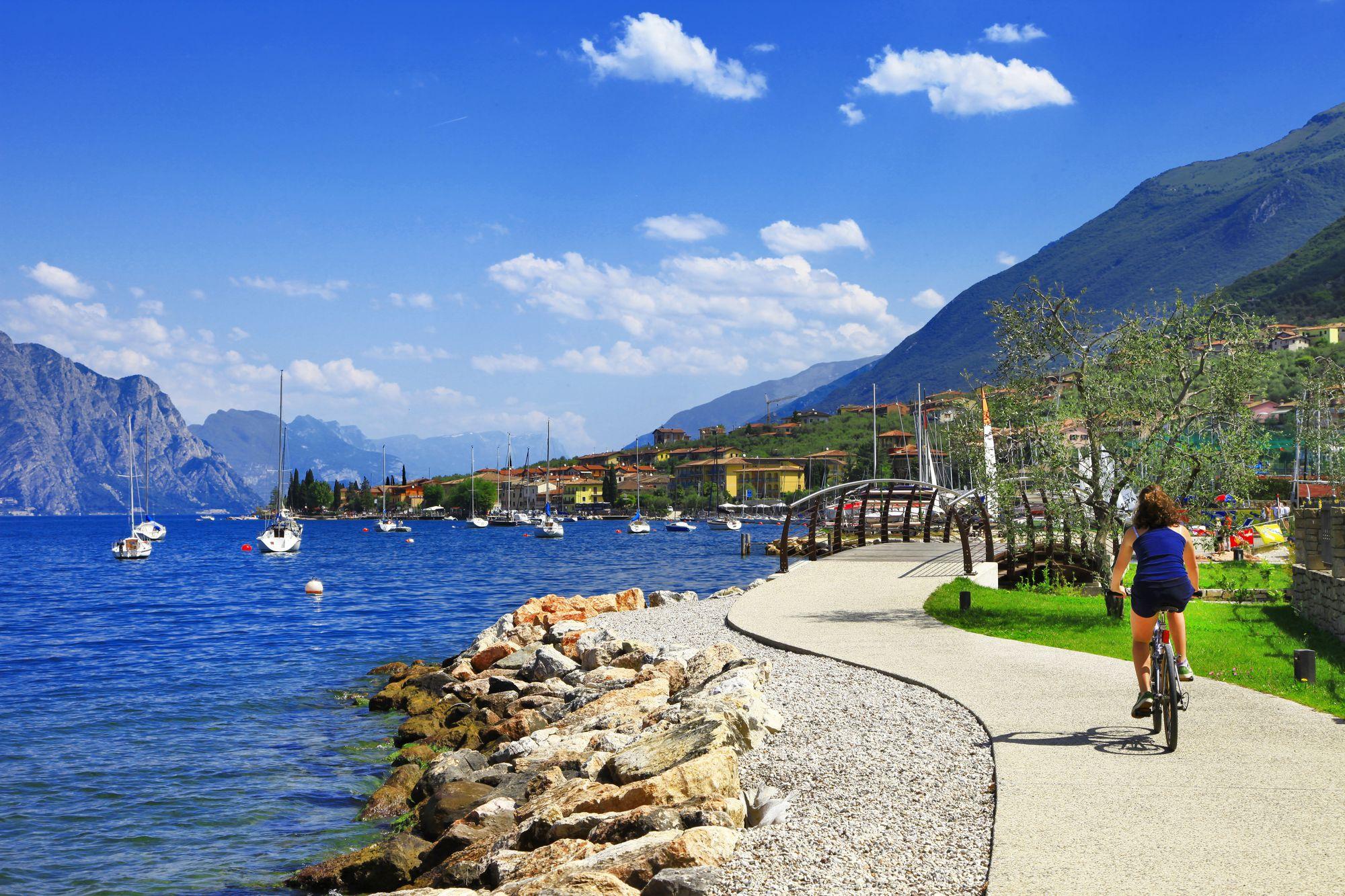 Německo, Rakousko, Švýcarsko, Itálie - Via Claudia Augusta