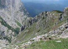 Pohoří Pirin a Rila - letecky