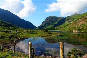 Irsko -Gap of Dunloe (1)