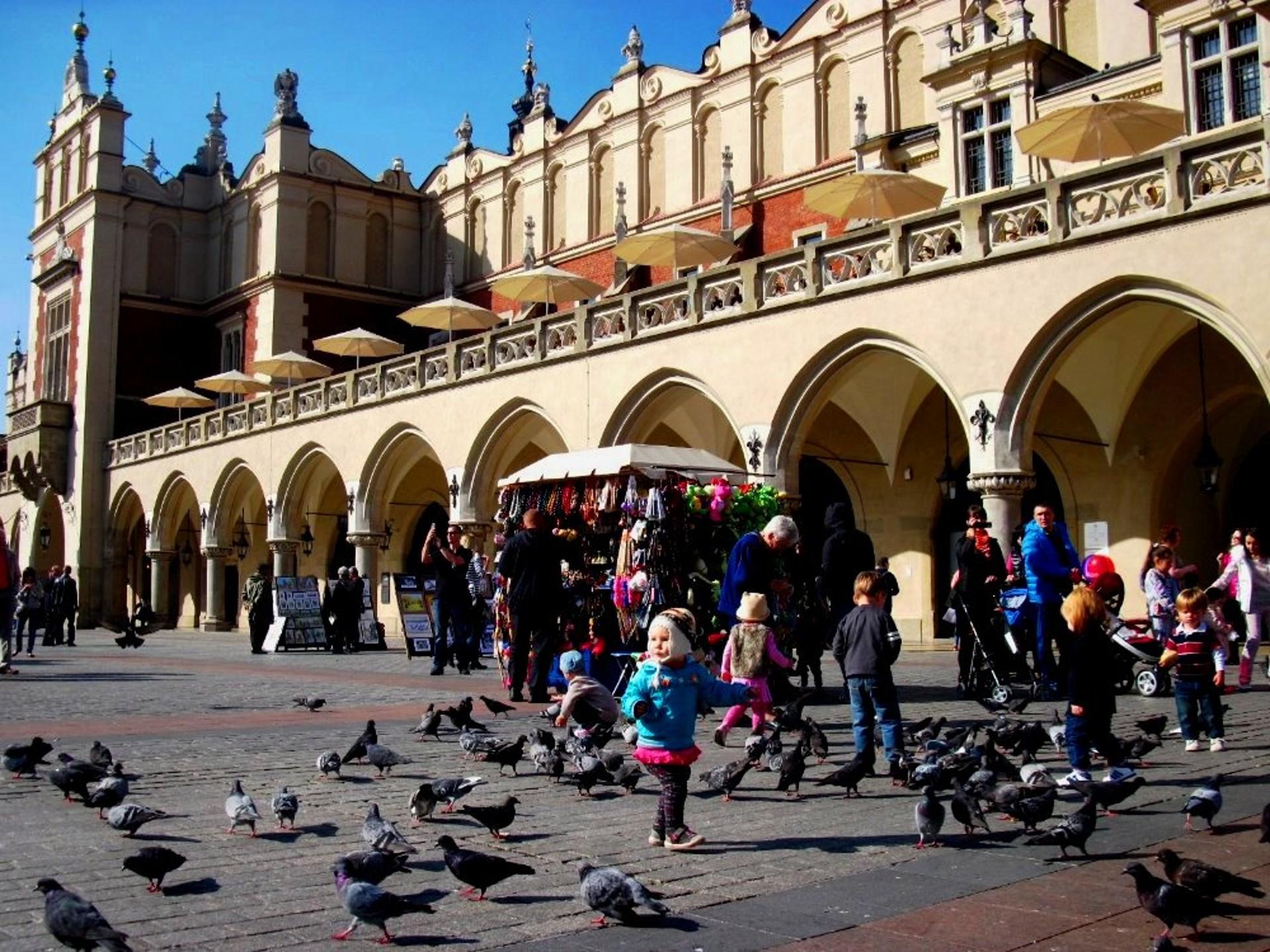 Krakow - rynek