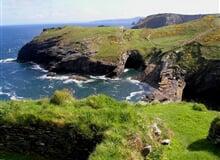 Cornwall - po stopách krále Artuše a NP Dartmoor