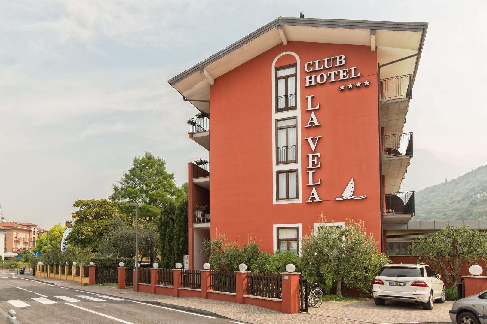 Hotel Club La Vela Nago Torbole Lago Di Garda