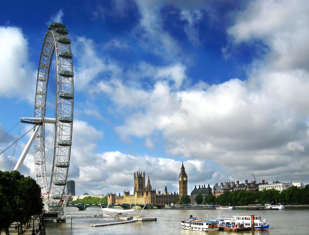 Foto - Londýn - LONDÝN - Letecký eurovíkend s česky hovořícím průvodcem - Hotel Ramada South Ruislip ***