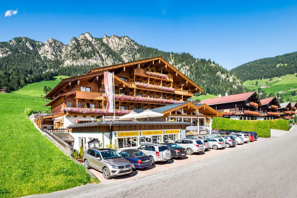 Hotel Alpbach ****