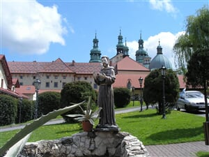 Polsko - Kalwaria Zebrzydowska