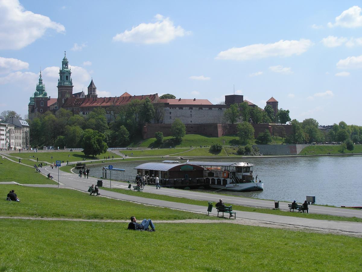 Polsko - Krakov 1