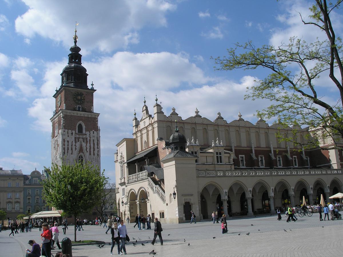 Polsko - Krakov 5