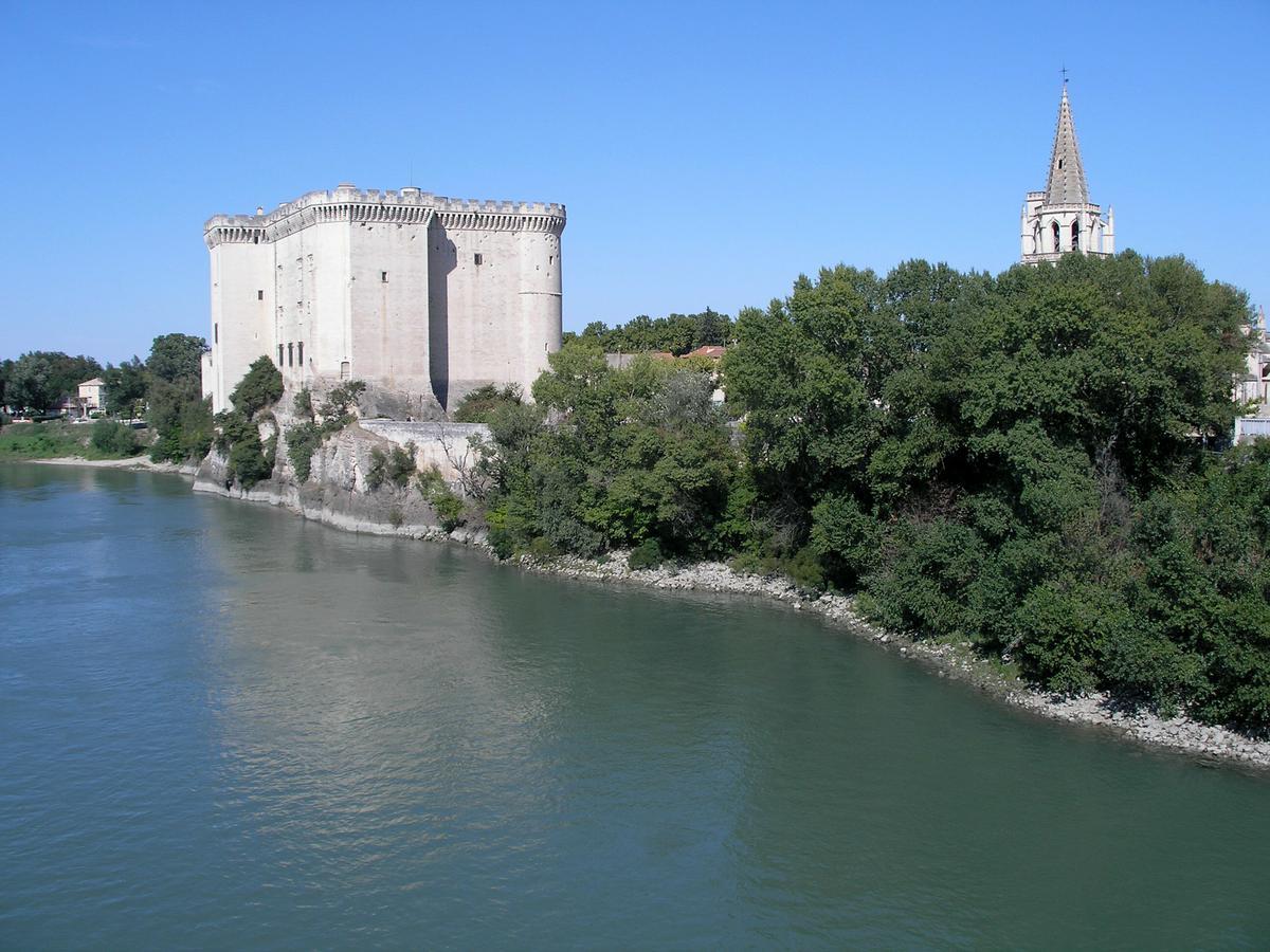 Památky a přírodní parky Provence