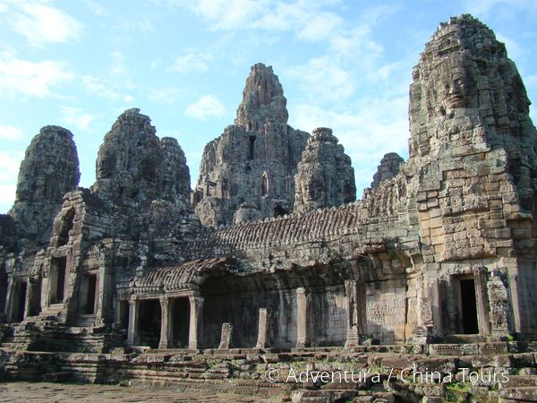 Angkor Thom - Bayon