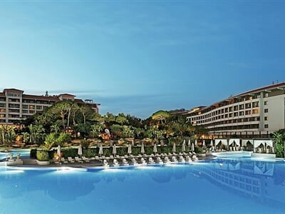 Belek - Ela Quality Resort *****