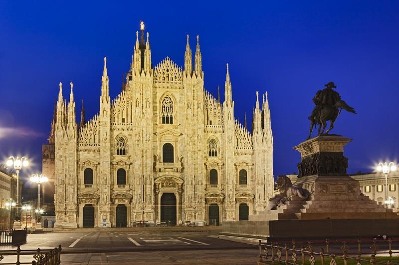 Miláno - Miláno - adventní víkend v Itálii, nákupy a světové Vánoční ***