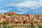 View of Boumalne Dades city near the Dades Gorges, Morocco_shutterstock_600469313
