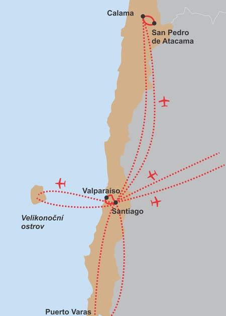 Chile velikonocni ostrov 02 trasa