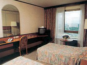 Foto - Eurovíkend v Moskvě, Hotel Cosmos ****, Moskva