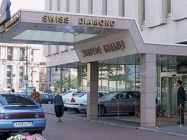 Foto - Eurovíkend v Moskvě, Hotel Golden Ring *****, Rusko-Moskva