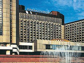 Eurovíkend v Petrohradě, Park Inn Pribaltiskaya ***+, Rusko-Petrohrad