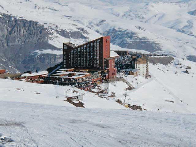 Foto - Lyžování v Chile, Hotel Puerta del Sol ****, Chile-Valle Nevado