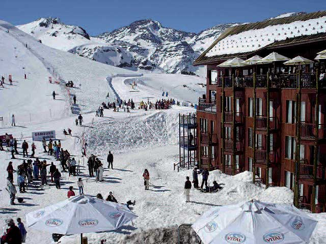 Foto - Lyžování v Chile, Hotel Tres Puntas ***, Chile-Valle Nevado