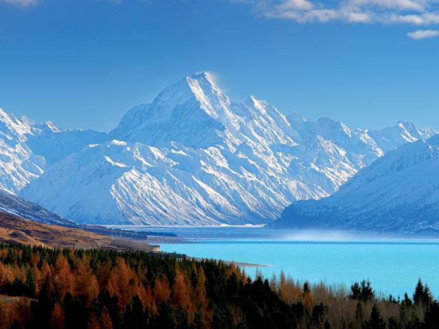 Foto - Nový Zéland od severu k jihu