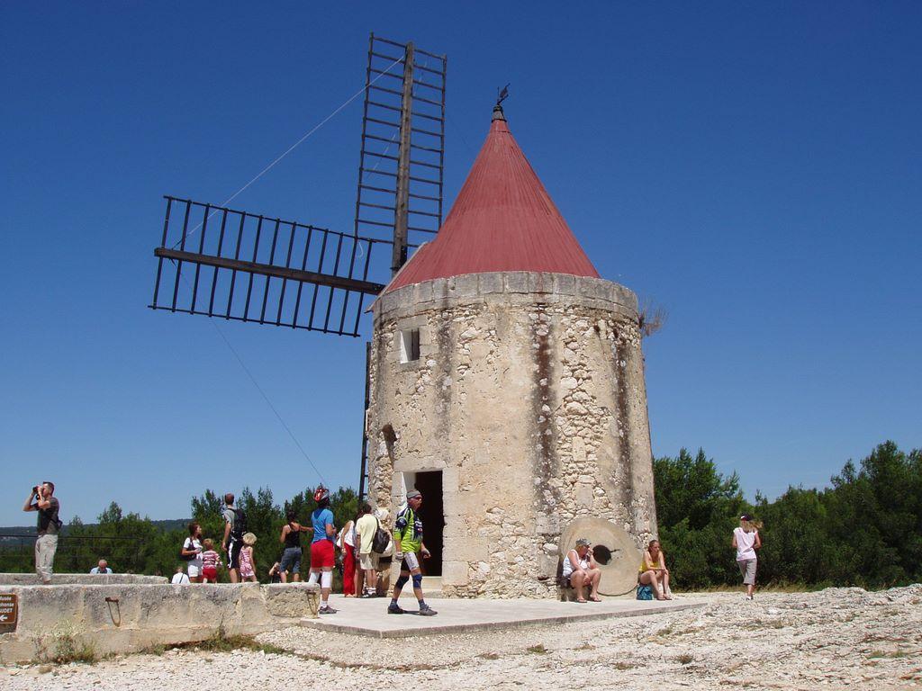 Provence_daudetuv_mlyn