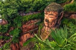 The Great Buddha of Leshan, China_shutterstock_5051680391