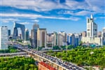 Beijing, China cityscape at the CBD._shutterstock_2579362314