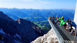 Rakousko Dachstein