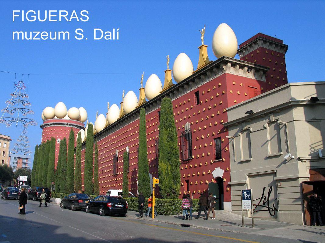Figueres Museu Dalí