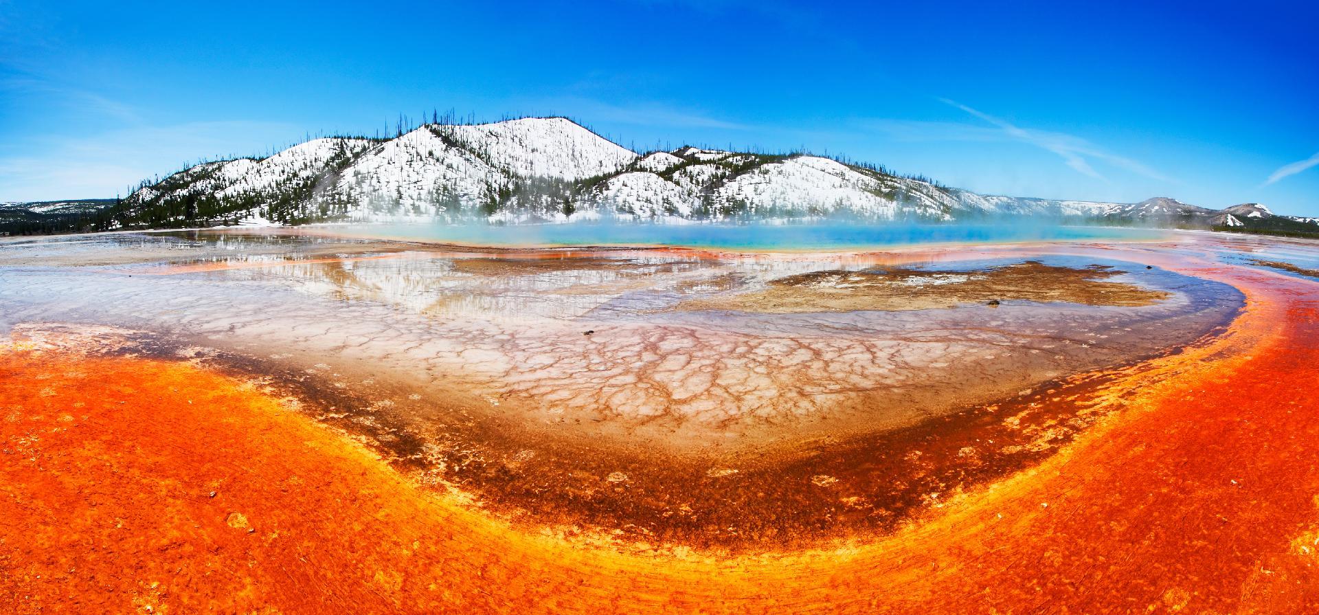 Foto - Vzhůru do Yellowstonu