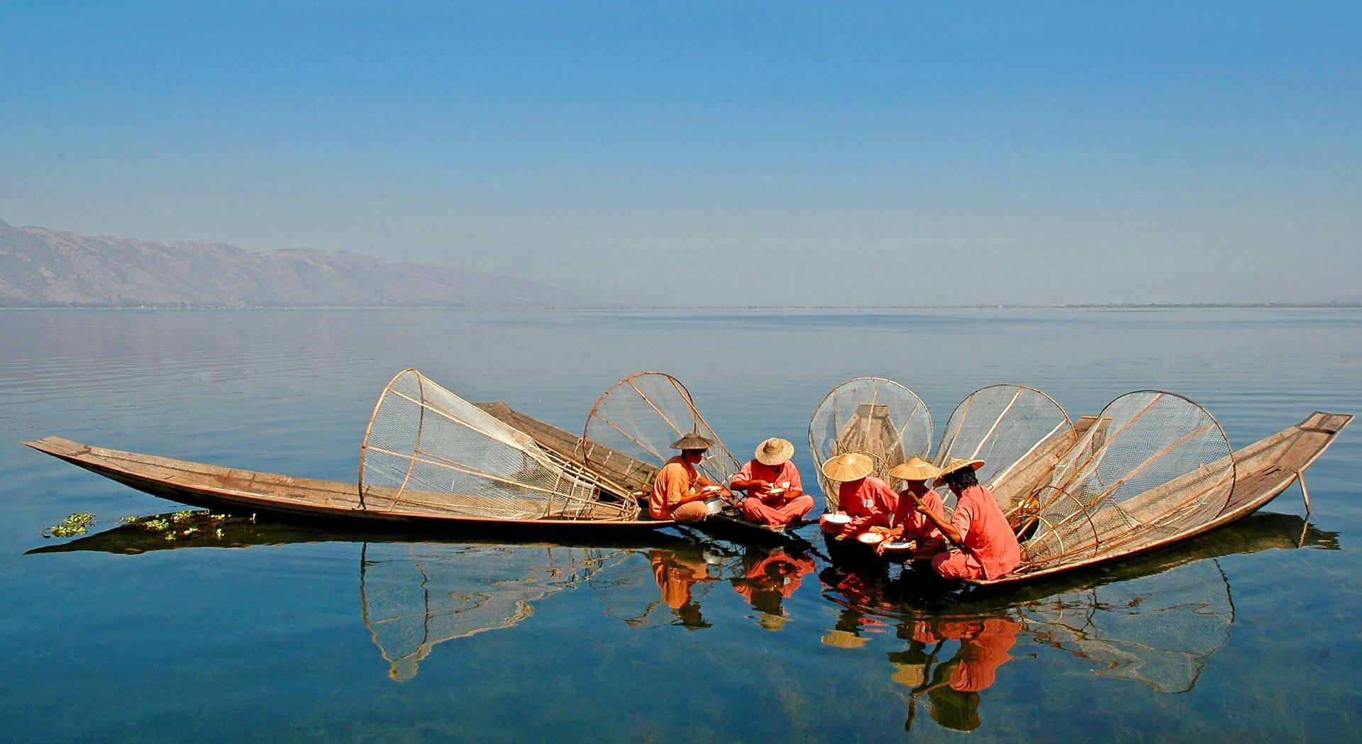 Foto - Velký okruh Myanmarem